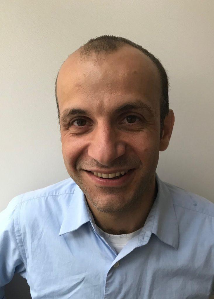 Our acupuncturist Murad Muhtaseb